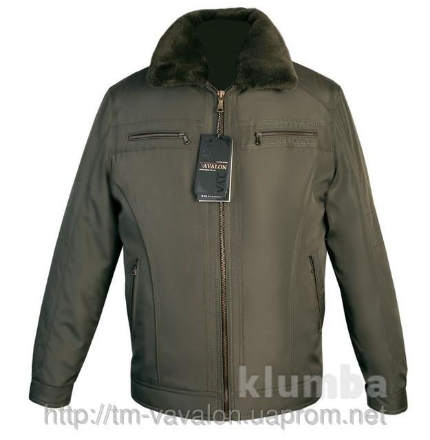 Продам мужскую куртку тм vavalon, зима фото №1
