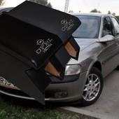 Подлокотник для Opel Vectra B крепиться между передними сидениями. Цвета в ассортименте. Цена всего