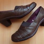Туфли   Natures Own. 40 размер,длина стельки-26 см