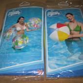 Новый мяч пляжный надувной 61 см (Bestway)