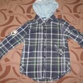 Сорочка (рубашка) Company 81 на 3 р. ріст 98 см. стан нової
