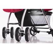 Прогулочная коляска Casato SK-350 красный