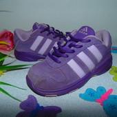 Кроссовки Adidas 26р-р,по стельке 16,5 см.Мега выбор обуви и одежды!