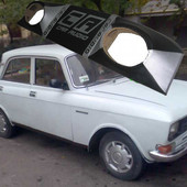 Продам полку Москвич 2140.