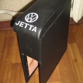 Подлокотник для Volkswagen Jetta. Высоко качественный подлокотник, который выгодно подчеркнет интерь
