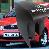 Подлокотник для Skoda Fabia Стильный подлокотник отличного качества. цена 210грн. Подробнее о товаре