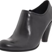 ECCO Туфли women's Laurel side-zip ankle boot,black, р. 40 новые! оригинал!