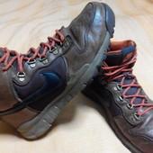 Зимние кожаные ботинки Nike Sb Dunk Higk Oms (оригинал)