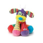 Lamaze развивающая игрушка Щенок