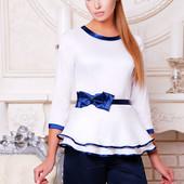 """Женская блуза """"Бонни"""" с длинным рукавом"""