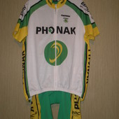 Акция!!! Велокостюм Phonak, разм. Xl, качественный