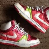 Кроссовки , хай - топы Nike, 40 размера, длина стельки 25,5 см