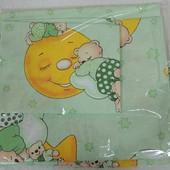 Комплект 5 в 1 детского постельного белья