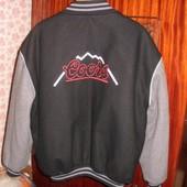 теплая шерстяная курточка nfl Coors Lp