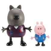 Набор фигурок Пеппа- Пеппа и ее друзья (Джордж и Дэнни)