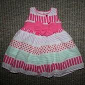Платье Nutmeg на 0-9мес