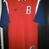 Nike рубашка Boston Bruins L-XLр из сша редкая