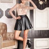 """Стильная женская юбка """"Мэмори"""", модель №7"""