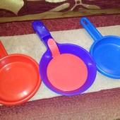 Заграничная посудка сковородки