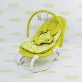 Шезлонг Baby Tilly Bt-bb-0004 Green, зеленый