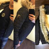 Мужская зимняя куртка Р-1060
