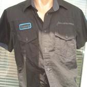 Фірмова брендова рубашка шведка сорочка .Jack&Jones.М.