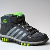 Стильные осенние кроссовочки кроссовки высокие