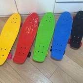 Лонгборд 27 дюймов / longboard / penny board / пенниборд / скейт