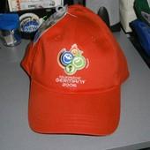 world cup fifa germany 2006 бейсболка ( кепка) новая