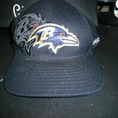 reebok baltimore ravens sport cap бейсболка ( кепка) из сша