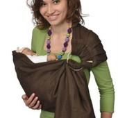 Слинг для ношения ребенка