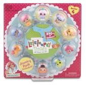 Набор с куклами Крошками Lalaloopsy - Маленькая страна (9 фигурок, набор бусин, шнурок)