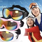Маска горнолыжная/лыжные очки Spyder Energy: 6 цветов