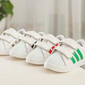 Стильные детские кроссовки  Adidas .Новинка 2015