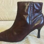 Кожаные ботинки Bhs 25см