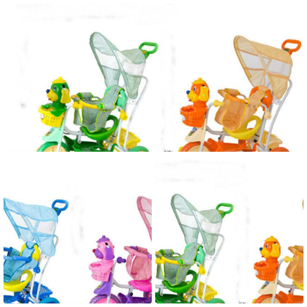 Детские трехколесные велосипеды фото №1