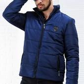 Куртка со значком 2 Цвета (46-52 р-р)