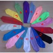 детские перчатки под нарядное платье