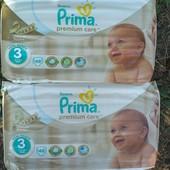 Подгузники Pampers Premium extra soft 3 96шт