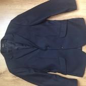 Школьный пиджак для мальчика качество отличное Жилетка новая в подарок