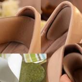 Новые. Вставки в обувь защитные мягкие подушечки для ног