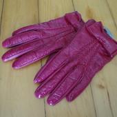 Перчатки Redherring натур кожа