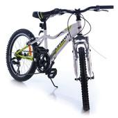 Азимут Найт 20 детский двухколесный велосипед Azimut Knight 20 G