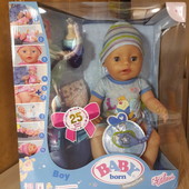 Кукла Baby Born - Очаровательный малыш (43 см, с аксессуарами)