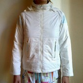 Демисезонная куртка ( ветровка) Размер С-М. Замеры