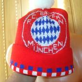 Фірмова  шапка шапочка .Ф.К.Баварія .