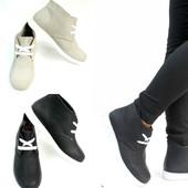 женские шнурованные ботинки