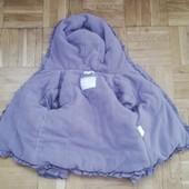 Детская зимняя курточка.  Размер 80 86, 12 24мес.