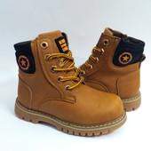 Качественная зимняя обувь для мальчика от Kellaifeng (р. 27-32), код 271