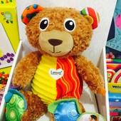 """Развивающая игрушка """"Мой первый Мишка Теди"""", Lamaze"""